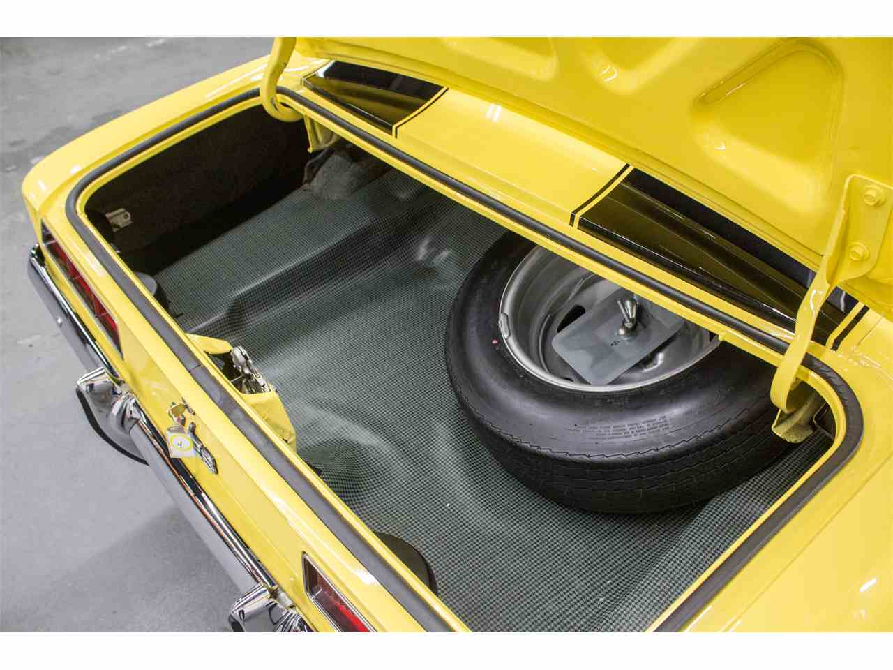Large Picture of Classic 1969 Camaro Z28 located in Quebec Offered by John Scotti Classic Cars - M8KS