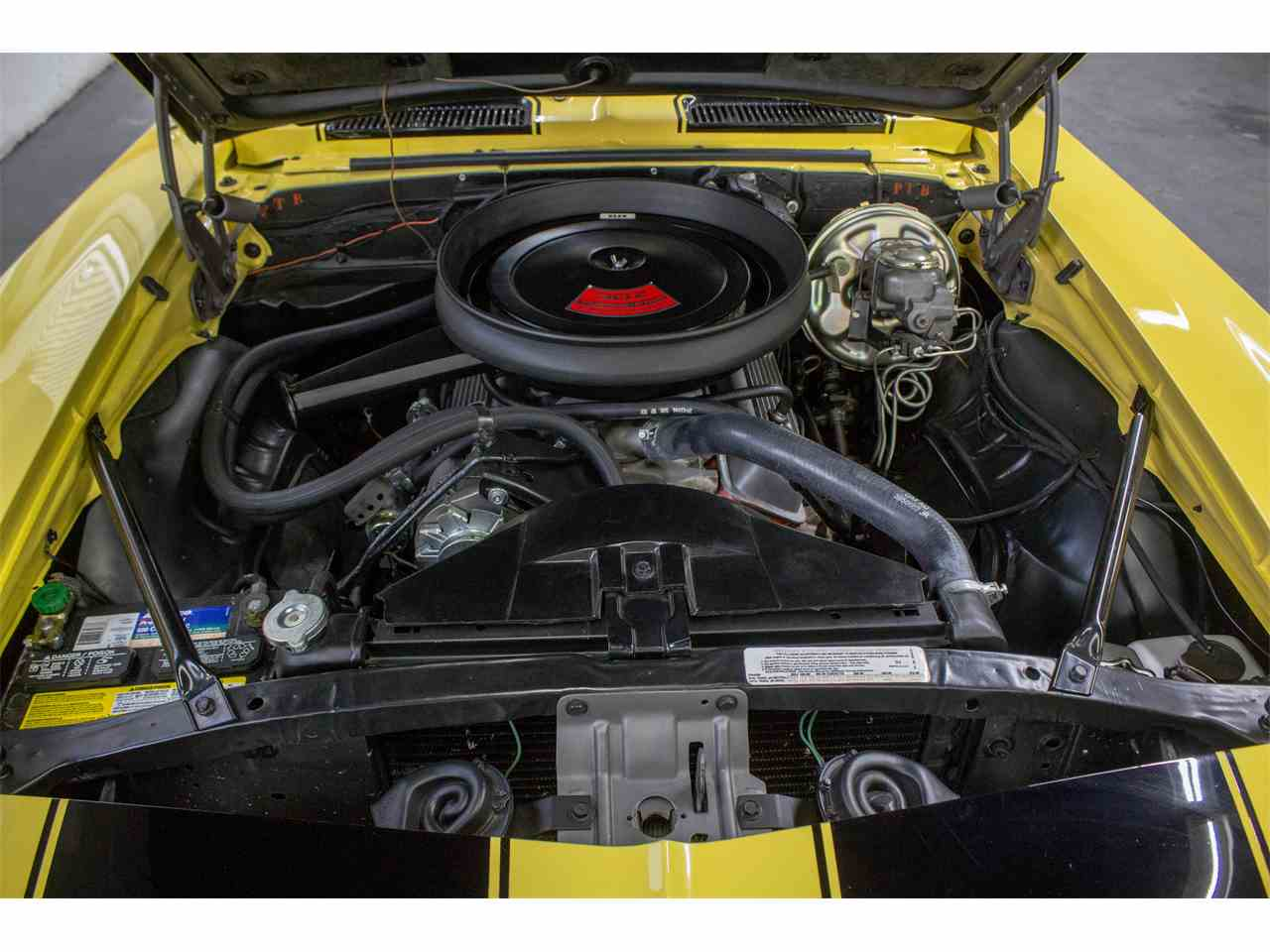 Large Picture of '69 Camaro Z28 located in Quebec Offered by John Scotti Classic Cars - M8KS