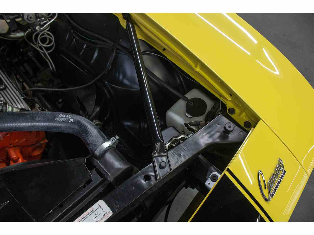 Large Picture of '69 Chevrolet Camaro Z28 located in Montreal Quebec Offered by John Scotti Classic Cars - M8KS