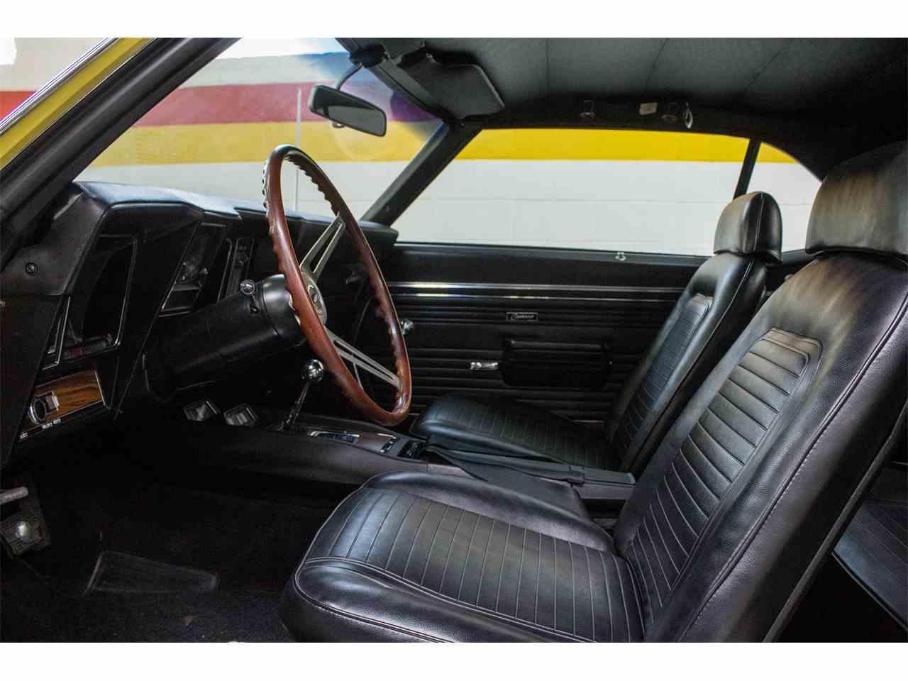Large Picture of Classic 1969 Camaro Z28 - $79,000.00 - M8KS