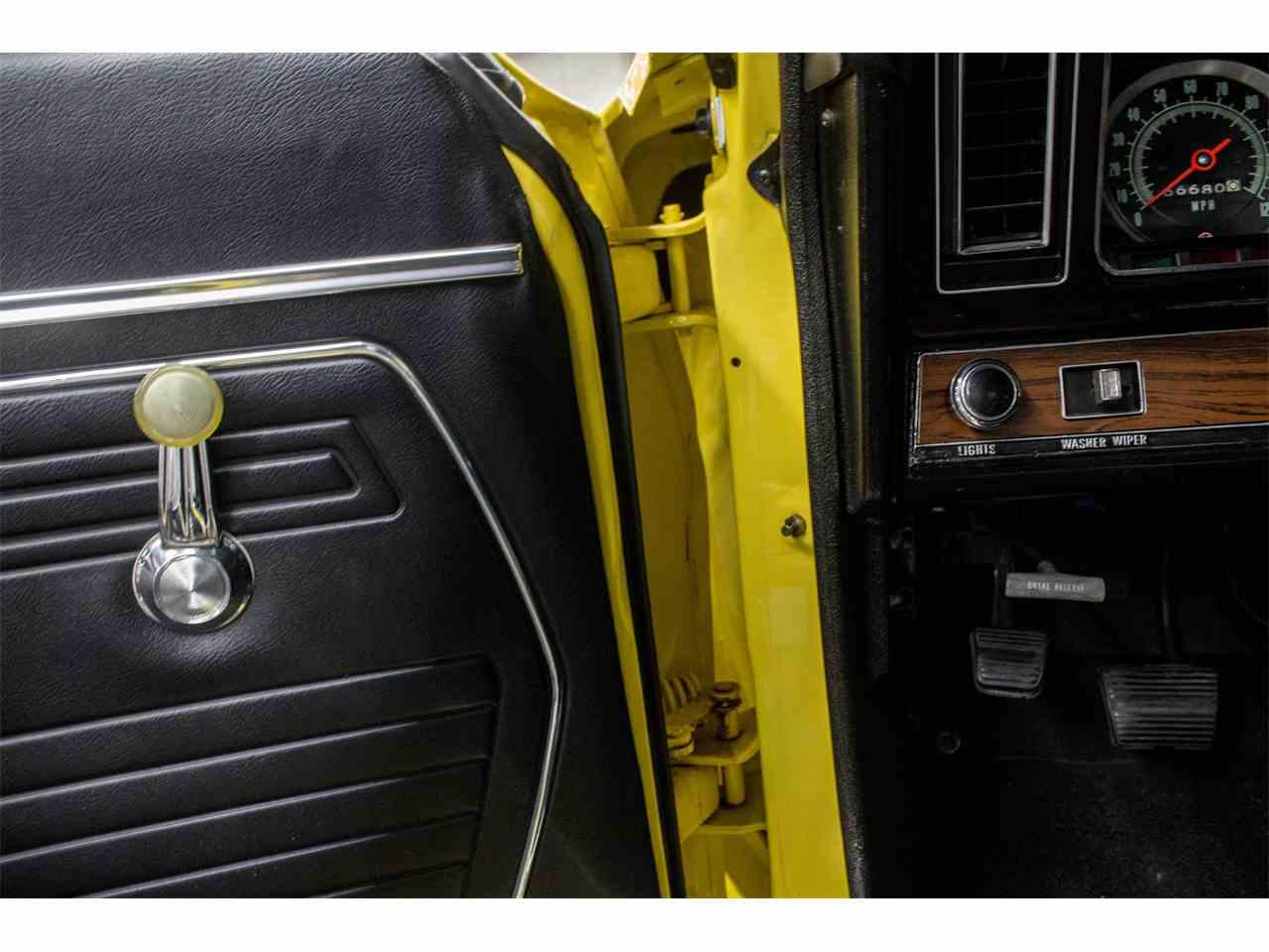 Large Picture of Classic 1969 Camaro Z28 located in Quebec - $79,000.00 - M8KS