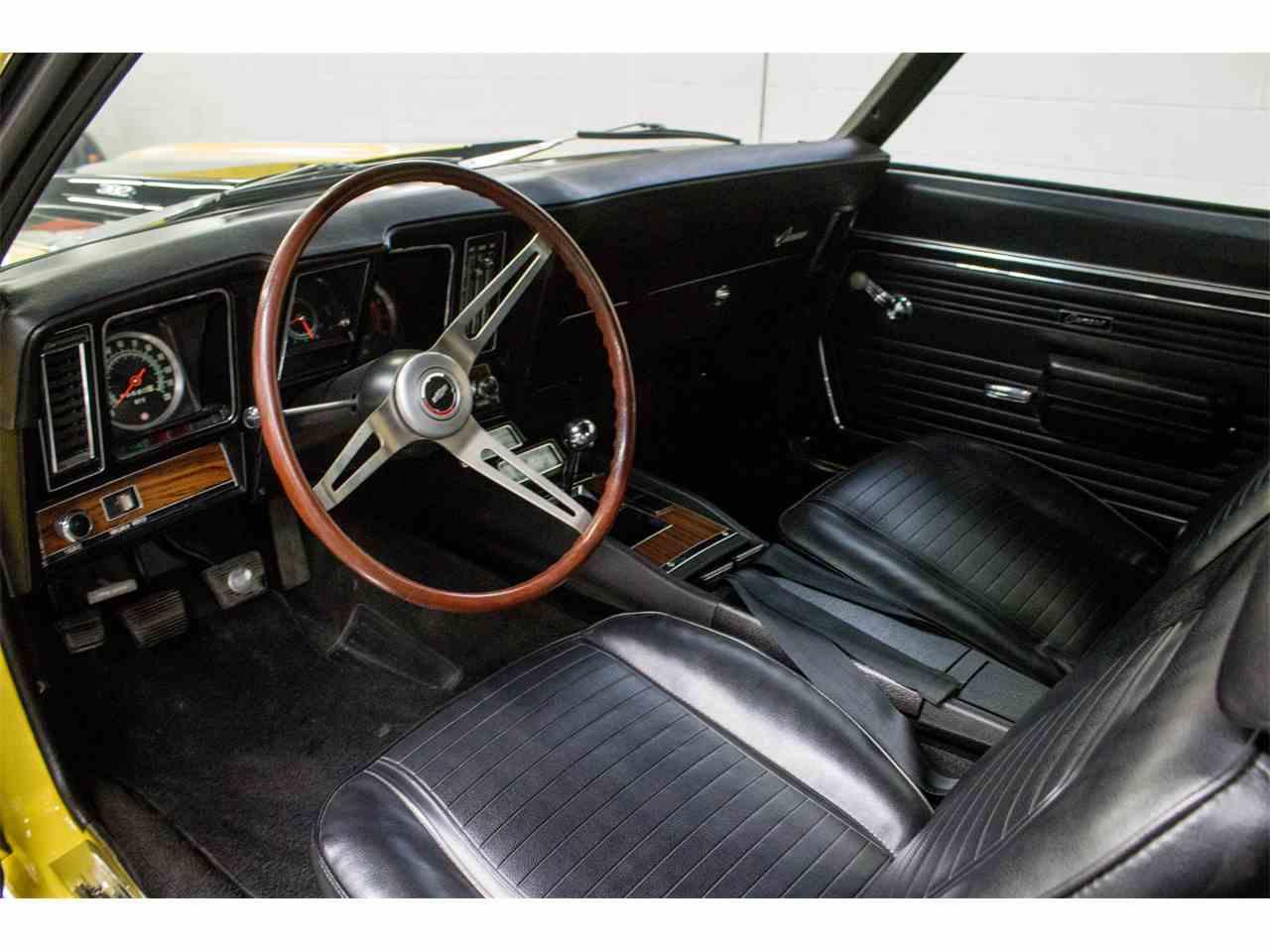 Large Picture of Classic '69 Camaro Z28 - $79,000.00 - M8KS