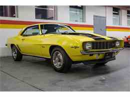 Picture of 1969 Chevrolet Camaro Z28 - $79,000.00 Offered by John Scotti Classic Cars - M8KS