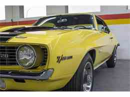 Picture of Classic 1969 Camaro Z28 located in Montreal Quebec - $79,000.00 Offered by John Scotti Classic Cars - M8KS