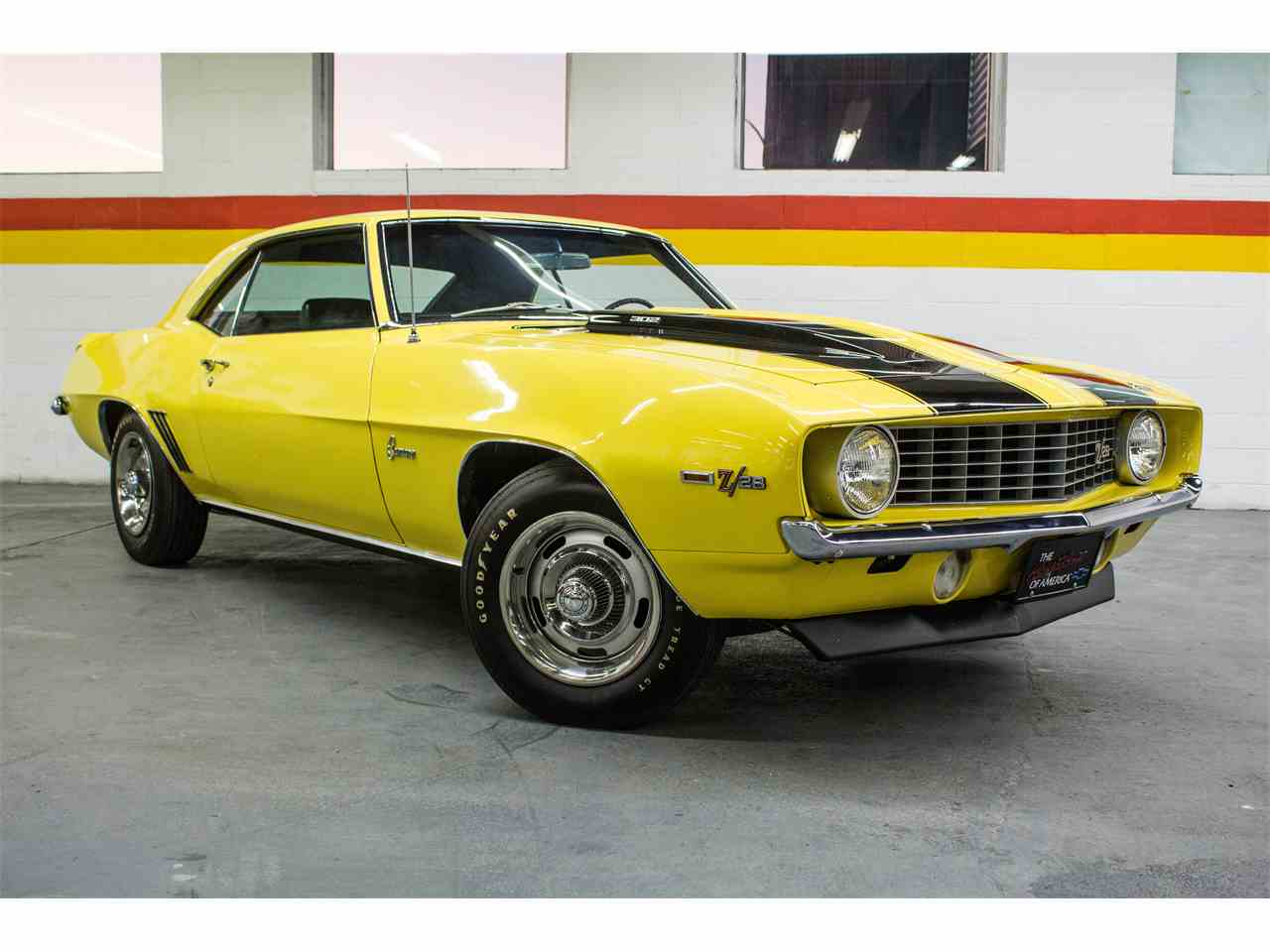 Large Picture of 1969 Chevrolet Camaro Z28 located in Montreal Quebec - $79,000.00 - M8KS