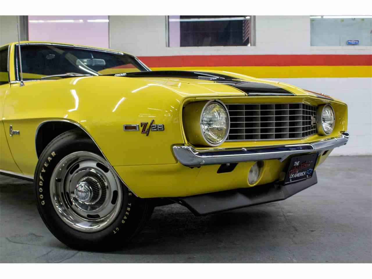 Large Picture of Classic '69 Chevrolet Camaro Z28 - $79,000.00 Offered by John Scotti Classic Cars - M8KS