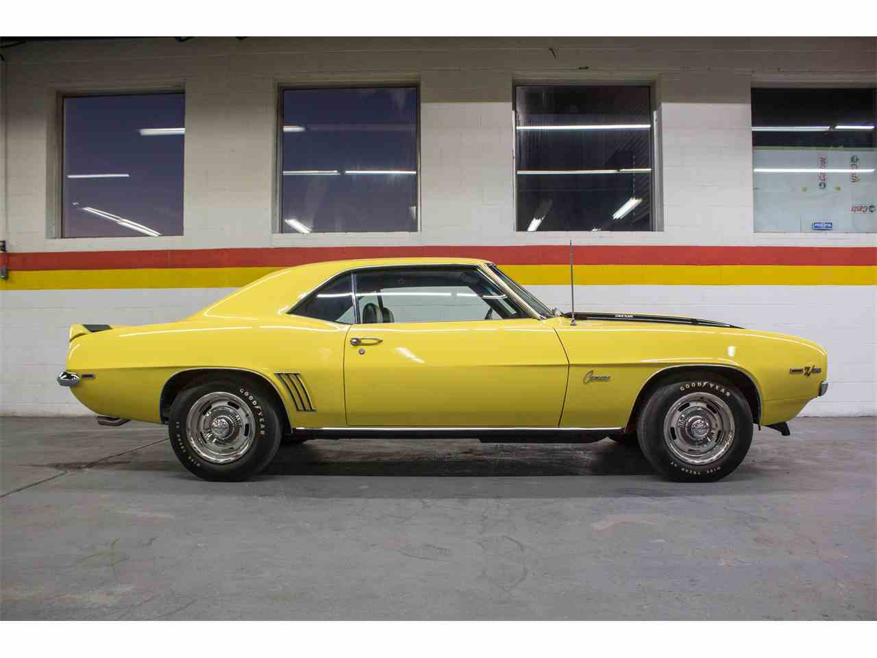 Large Picture of Classic 1969 Camaro Z28 - $79,000.00 Offered by John Scotti Classic Cars - M8KS