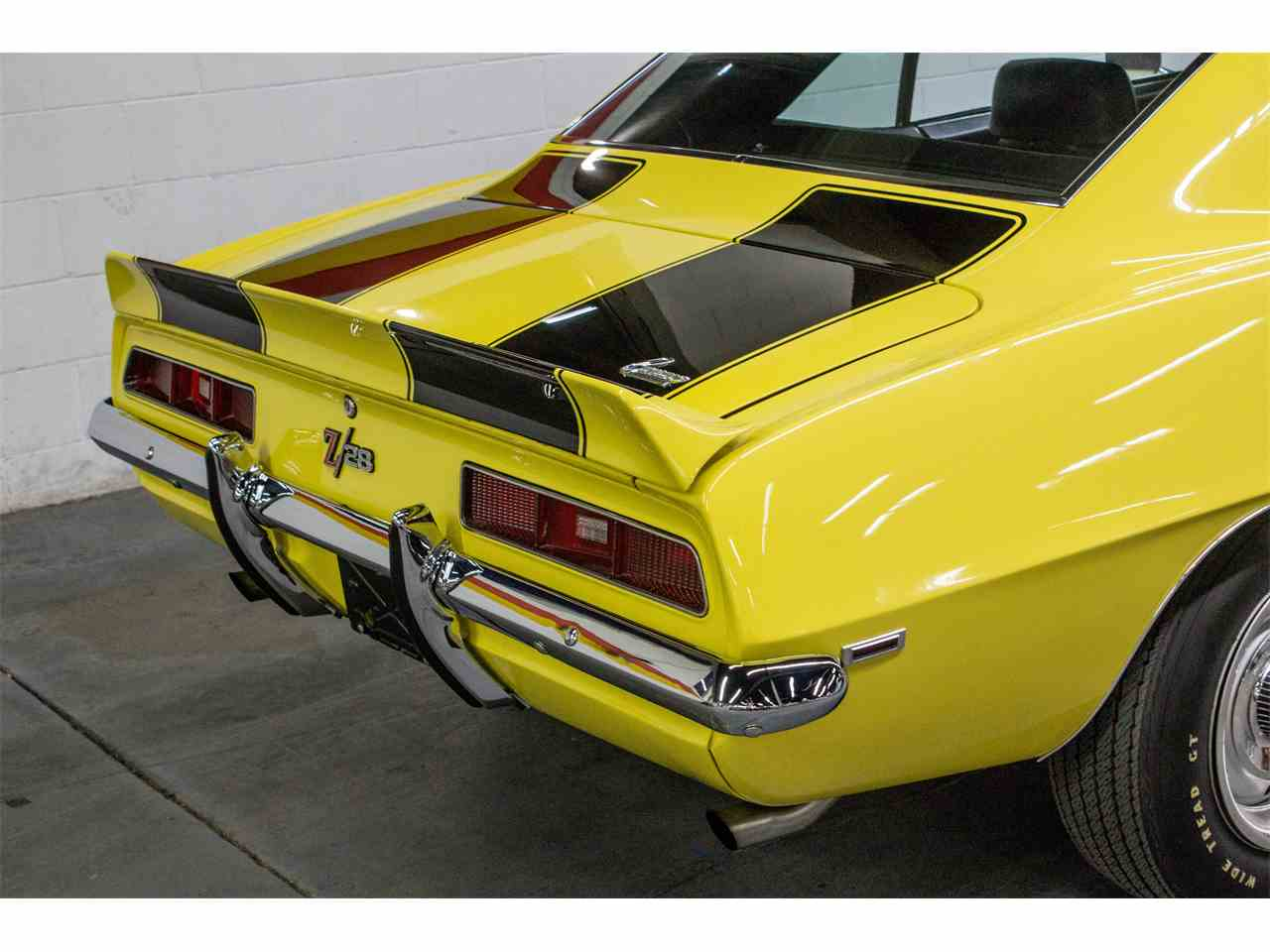 Large Picture of Classic '69 Camaro Z28 located in Montreal Quebec - $79,000.00 - M8KS