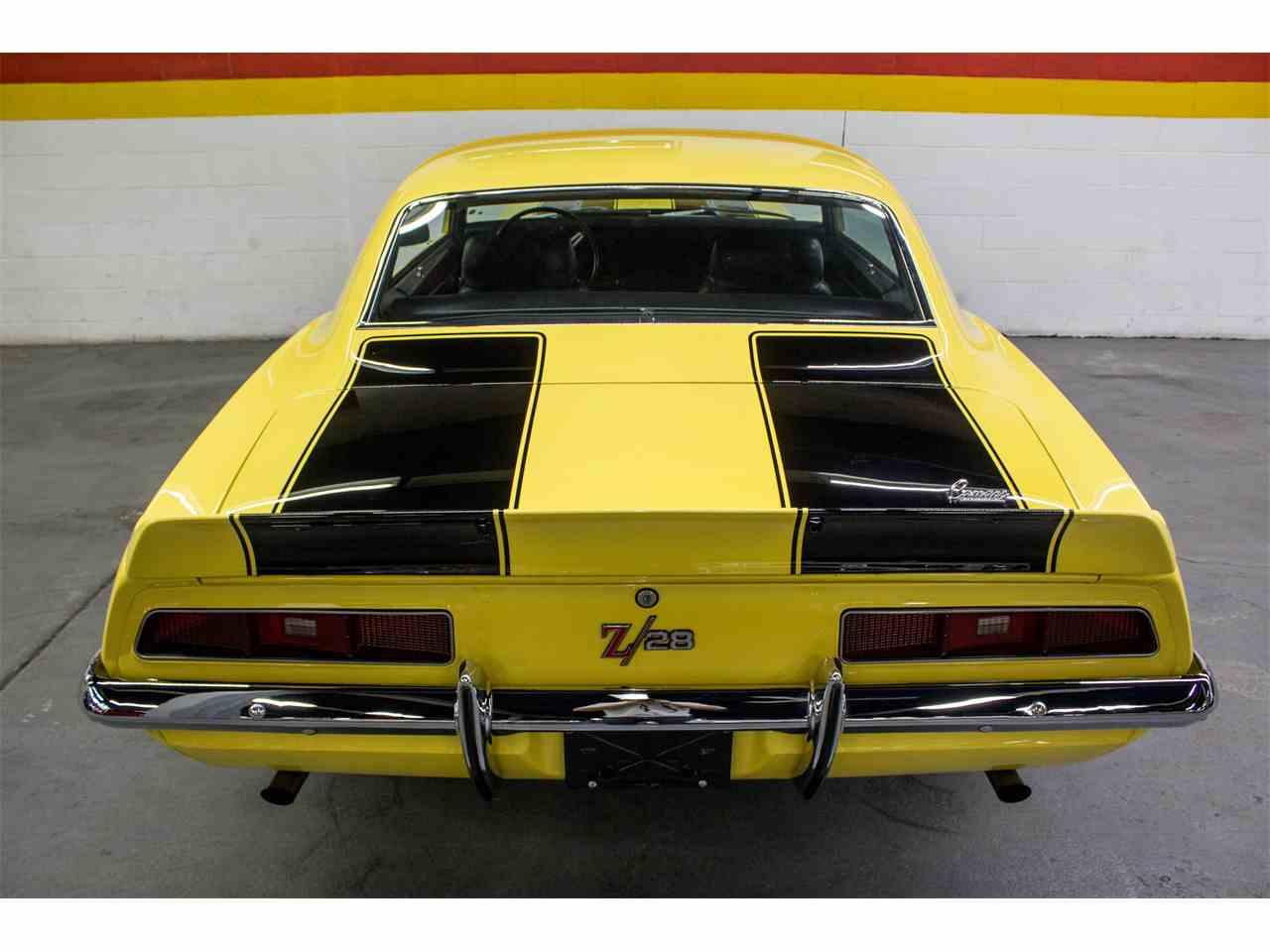 Large Picture of Classic '69 Chevrolet Camaro Z28 located in Quebec - $79,000.00 - M8KS