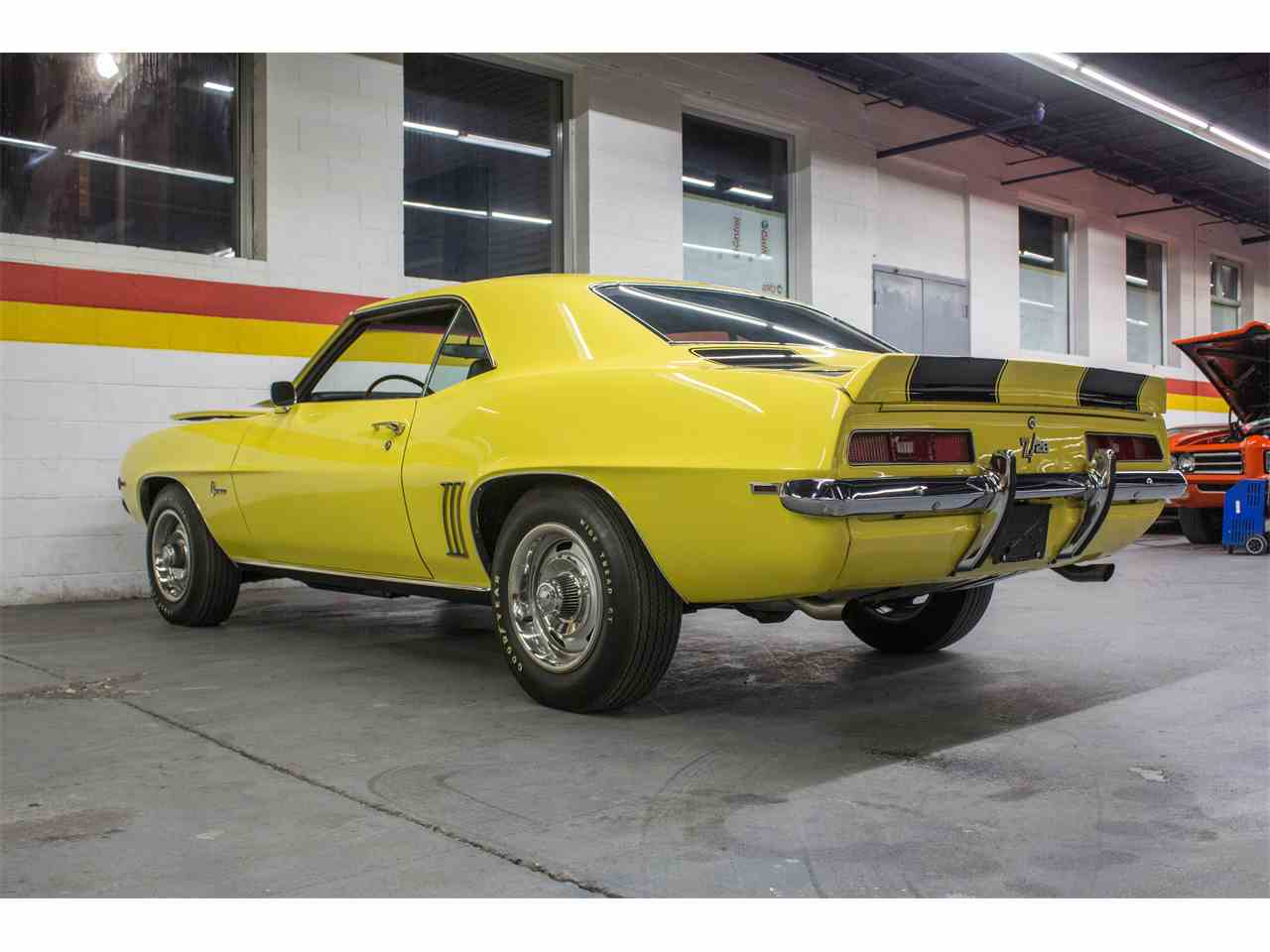 Large Picture of 1969 Camaro Z28 located in Quebec Offered by John Scotti Classic Cars - M8KS