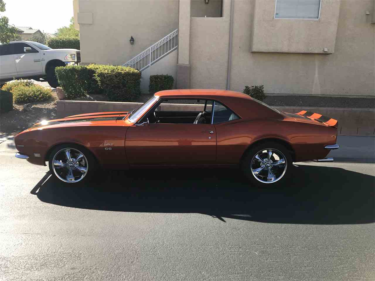 1968 chevrolet camaro for sale cc 1037569. Black Bedroom Furniture Sets. Home Design Ideas