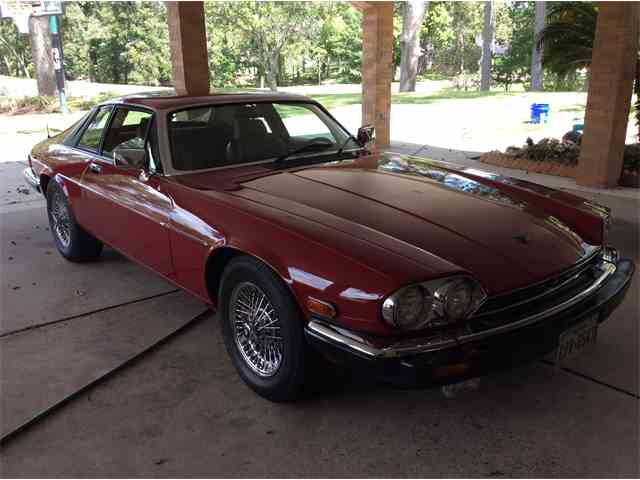 Picture of '88 XJS - M8LG