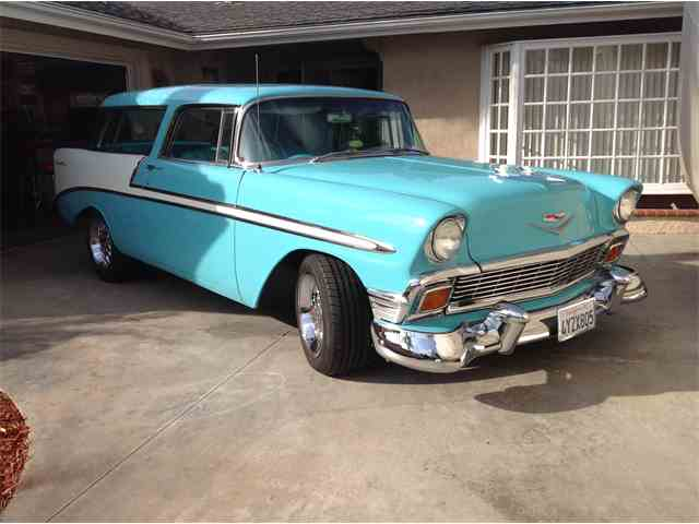 Picture of '56 Bel Air Nomad - M8LH
