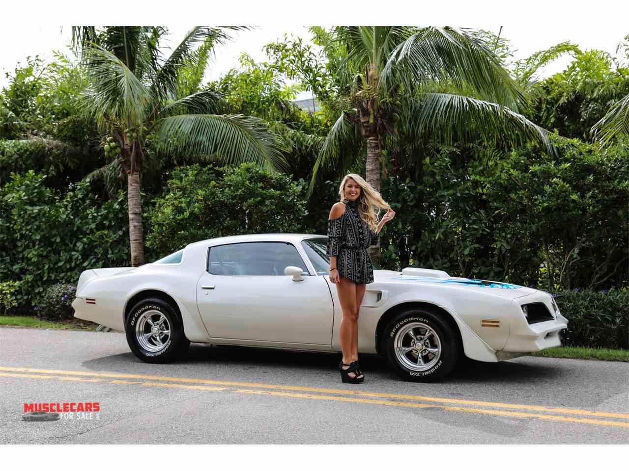 1977 Pontiac Firebird Trans Am for Sale   ClassicCars.com   CC-1037583