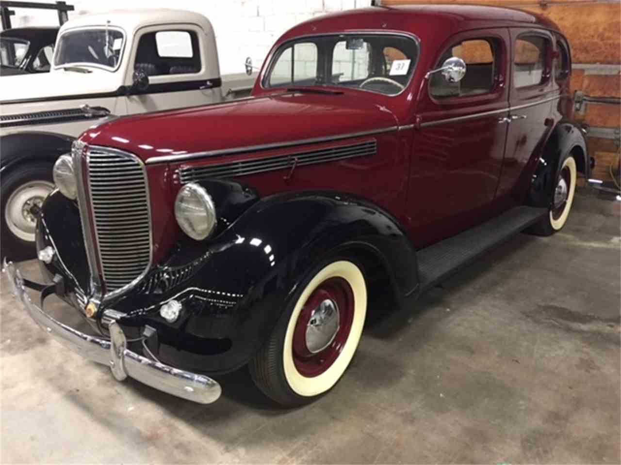 1938 dodge 4 dr sedan for sale cc 1037590. Black Bedroom Furniture Sets. Home Design Ideas