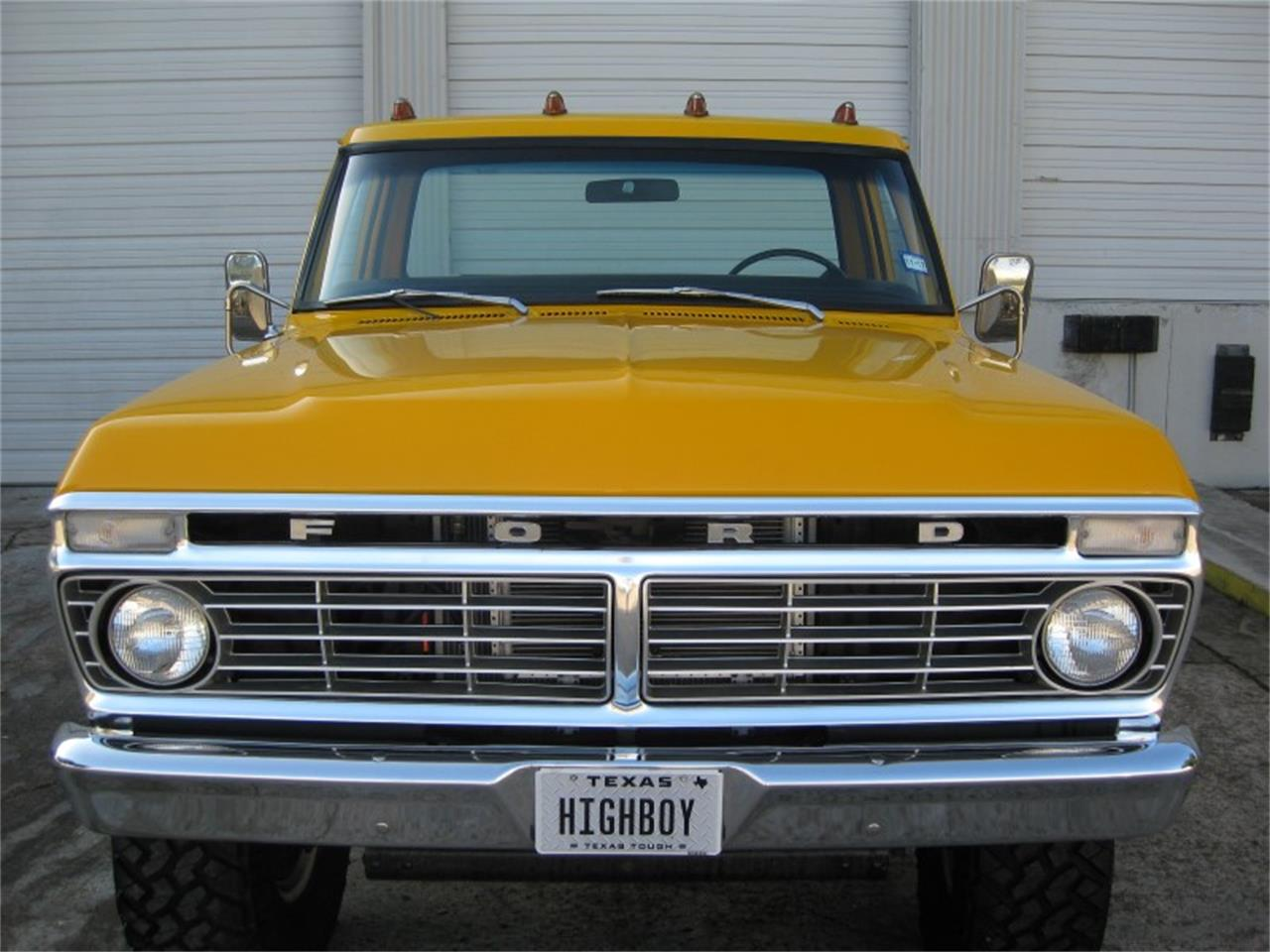 Large Picture of 1974 Ford F250 located in Texas - M8LZ