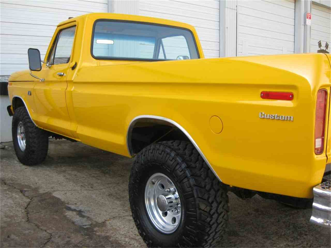 Large Picture of '74 F250 - M8LZ