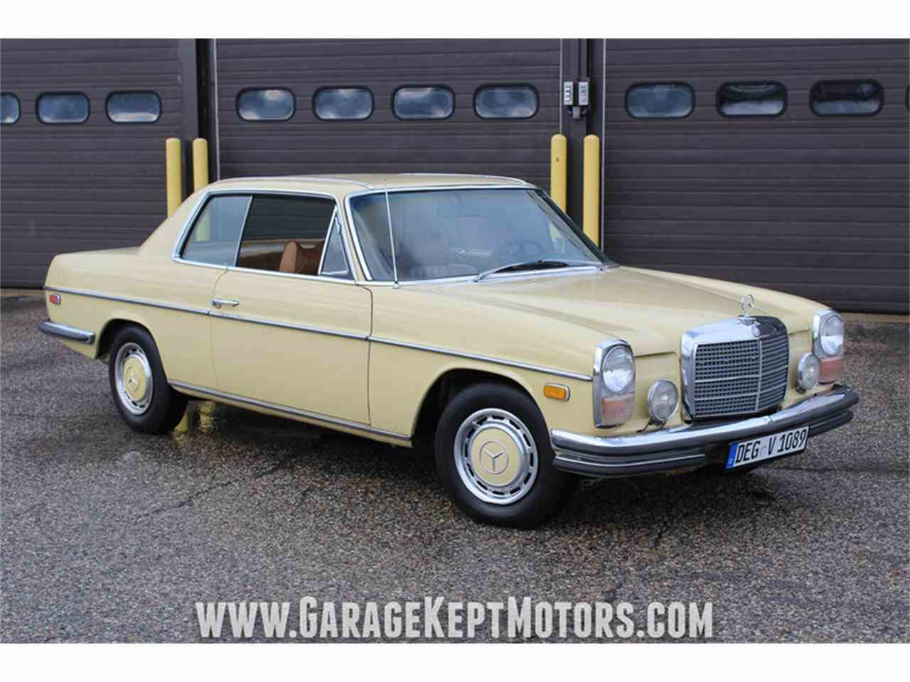 1973 mercedes benz 280c for sale cc for Mercedes benz grand rapids