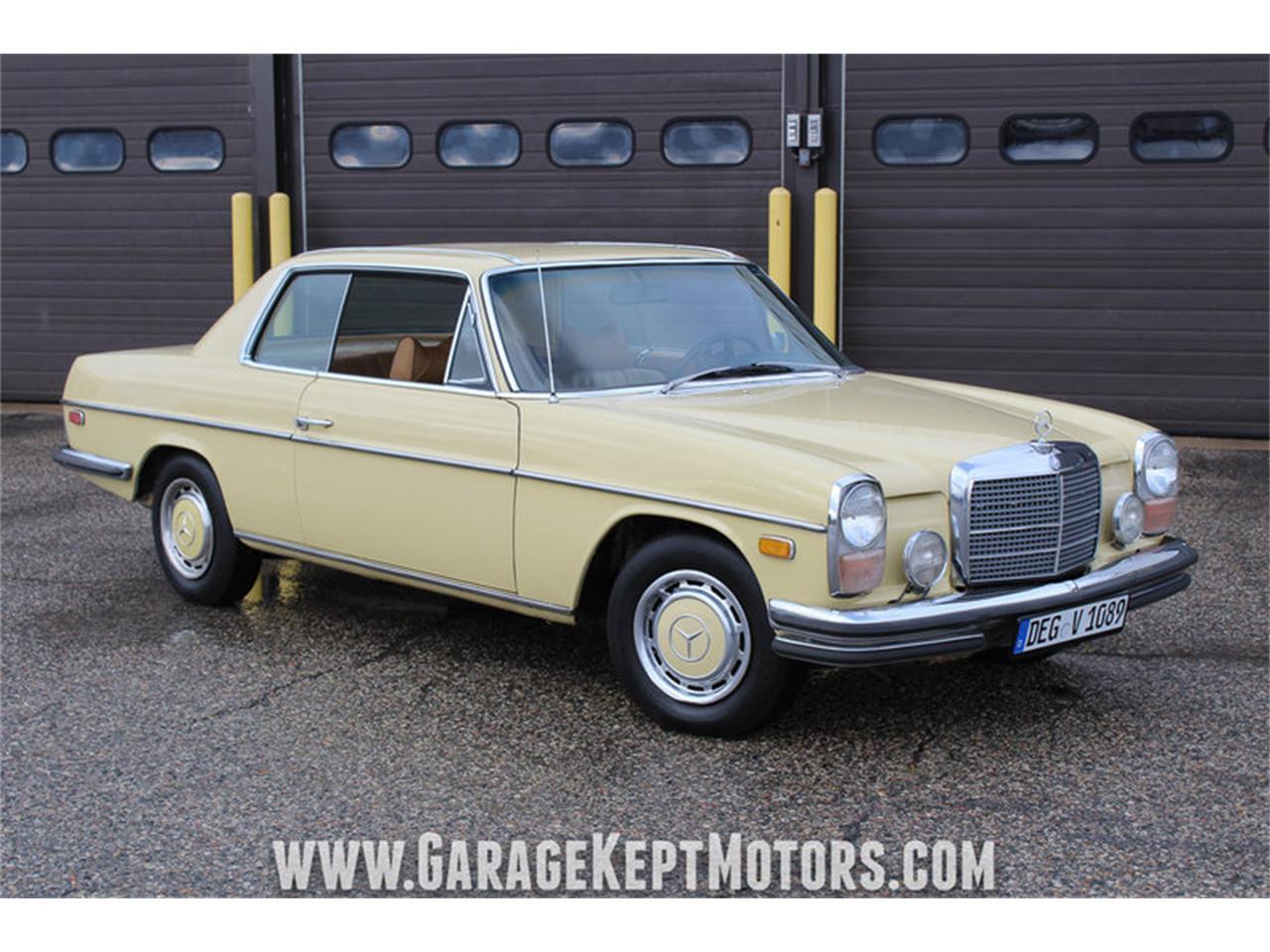 For Sale: 1973 Mercedes Benz 280C In Grand Rapids, Michigan