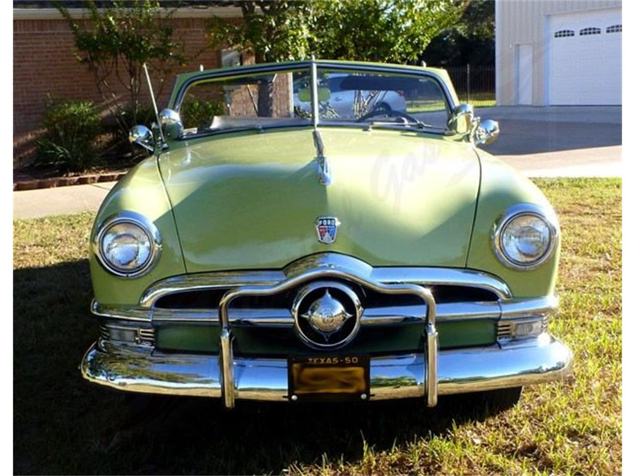 1950 Ford Convertible for Sale | ClassicCars.com | CC-10376141950s Cars For Sale Texas