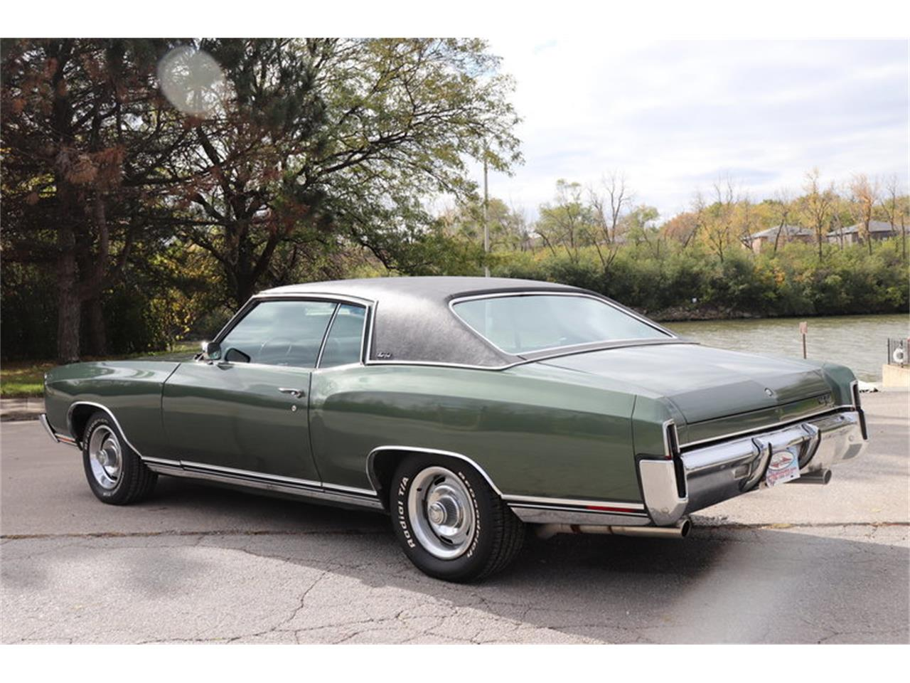 1970 Chevrolet Monte Carlo For Sale Cc 1037618 70 Gold Large Picture Of M8mq