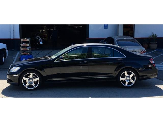 Picture of '07 S-Class - M3CA