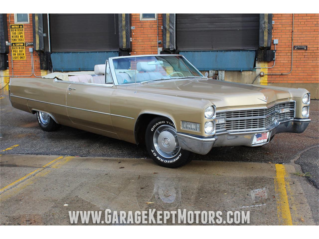 Large Picture of '66 DeVille - M8MU
