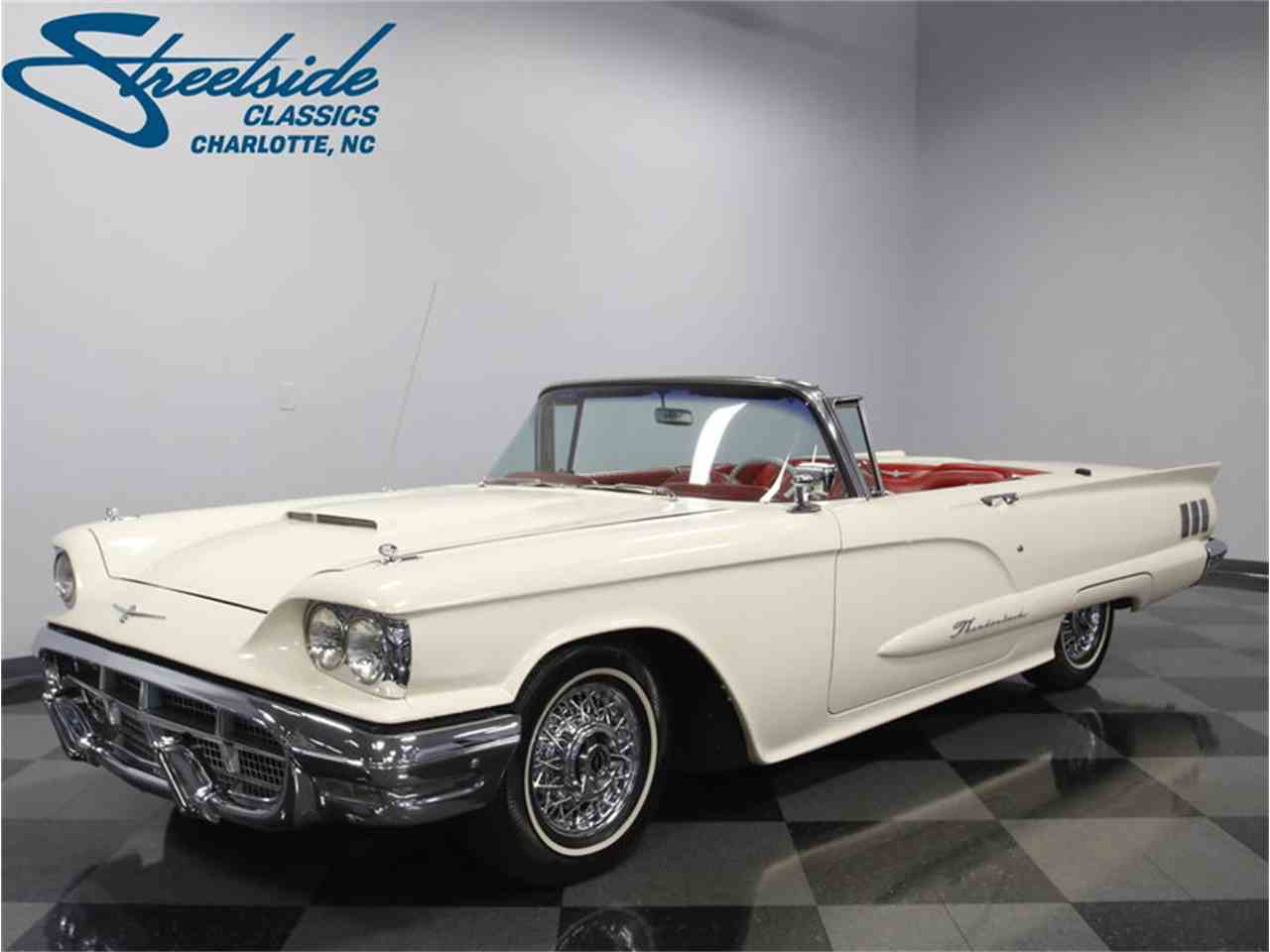 Large Picture of '60 Thunderbird J-Code - M8MX