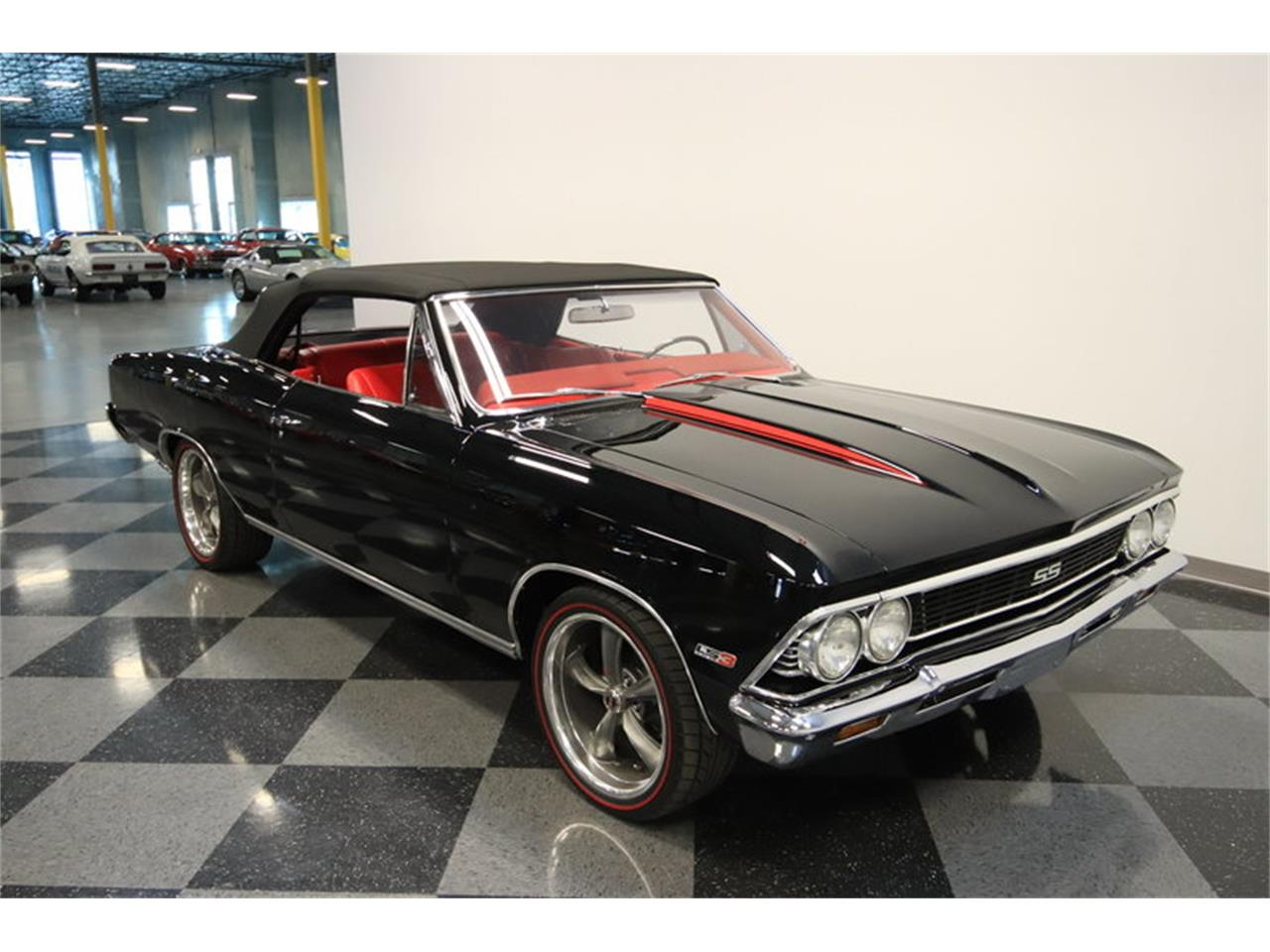 Large Picture of 1966 Chevrolet Chevelle SS - $109,995.00 Offered by Streetside Classics - Phoenix - M8NE