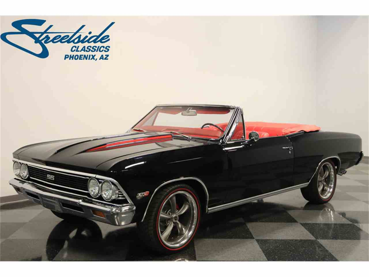 Large Picture of '66 Chevelle SS - M8NE