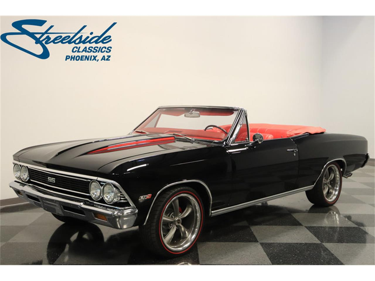 Large Picture of Classic '66 Chevrolet Chevelle SS located in Mesa Arizona Offered by Streetside Classics - Phoenix - M8NE