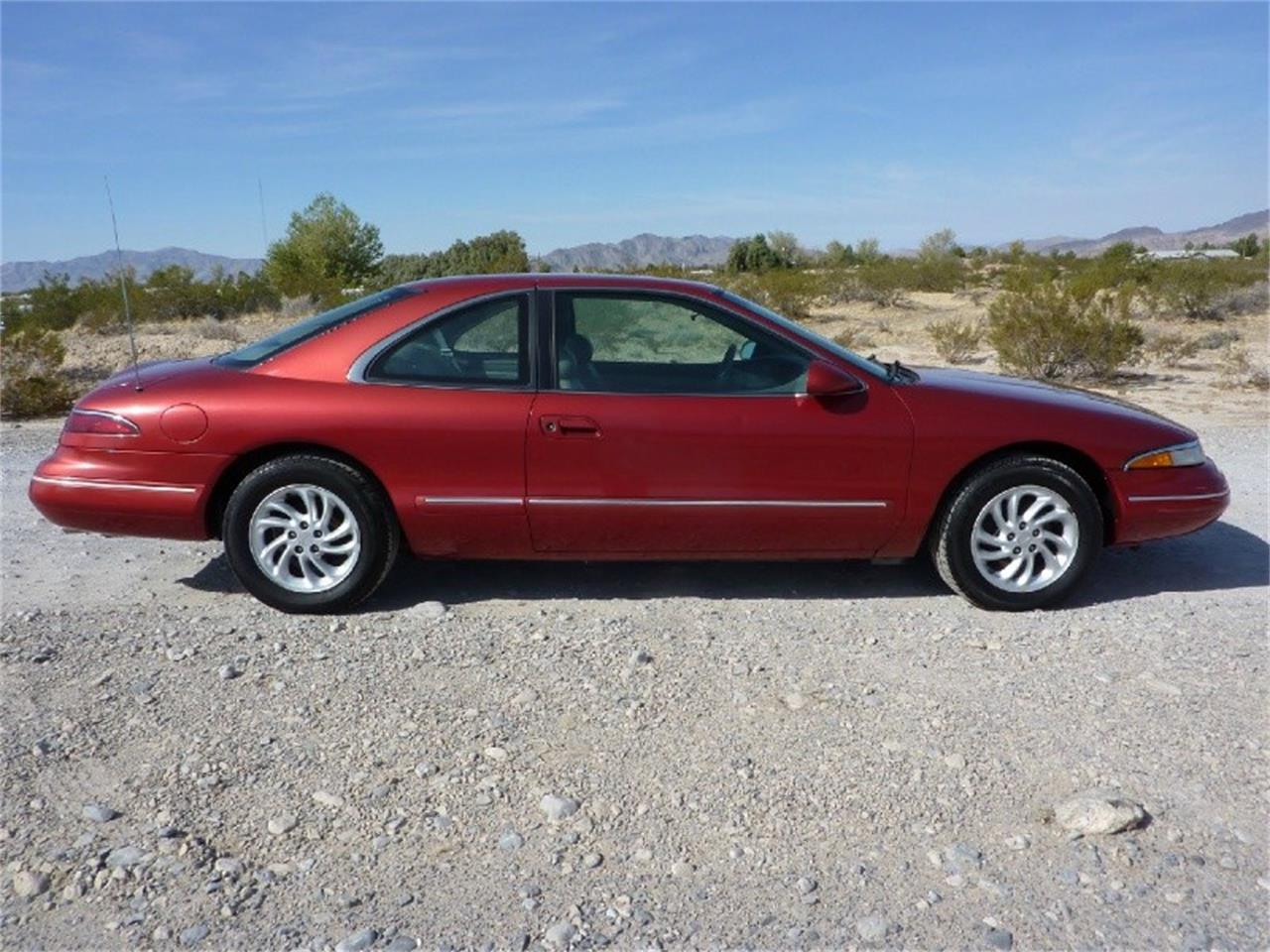 Large Picture of '96 Mark VIII - M8O5