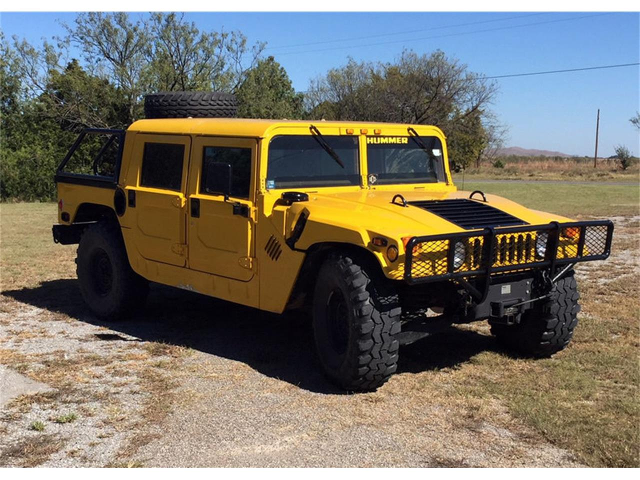133 Hummer H13 for Sale | ClassicCars.com | CC-13037673 | hummer h1 for sale in texas