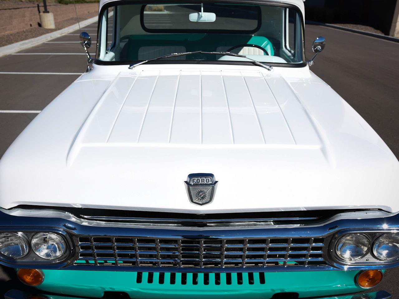 Large Picture of '58 F100 - M8OC
