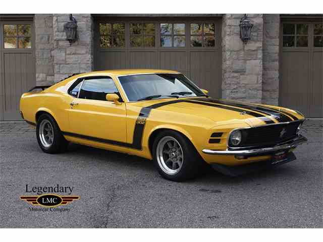 Picture of '70 Mustang - M8OP