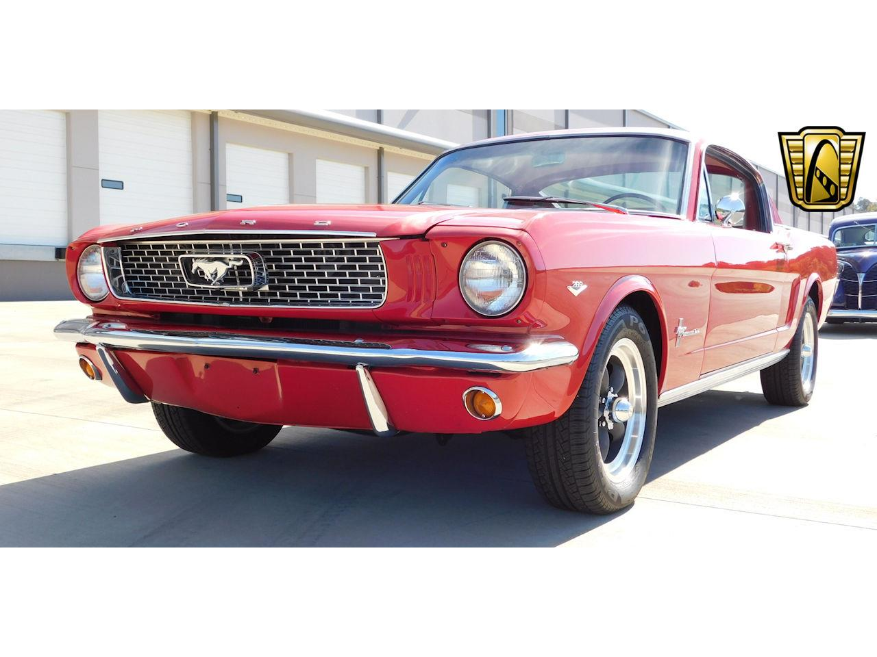 Large Picture of Classic '66 Mustang - $46,995.00 Offered by Gateway Classic Cars - Atlanta - M8OT