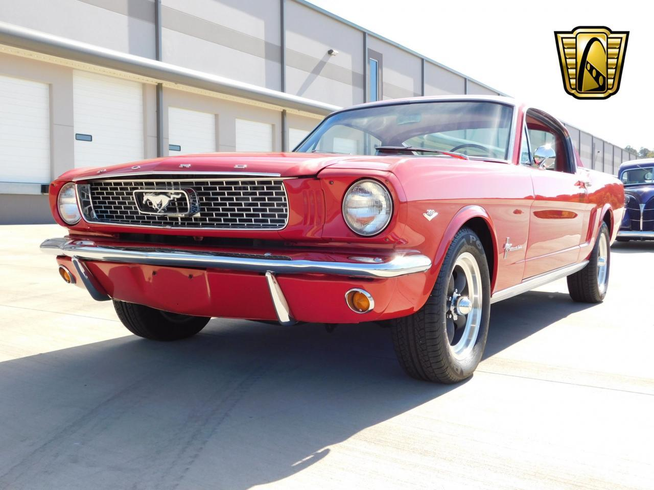 Large Picture of Classic '66 Mustang located in Georgia Offered by Gateway Classic Cars - Atlanta - M8OT