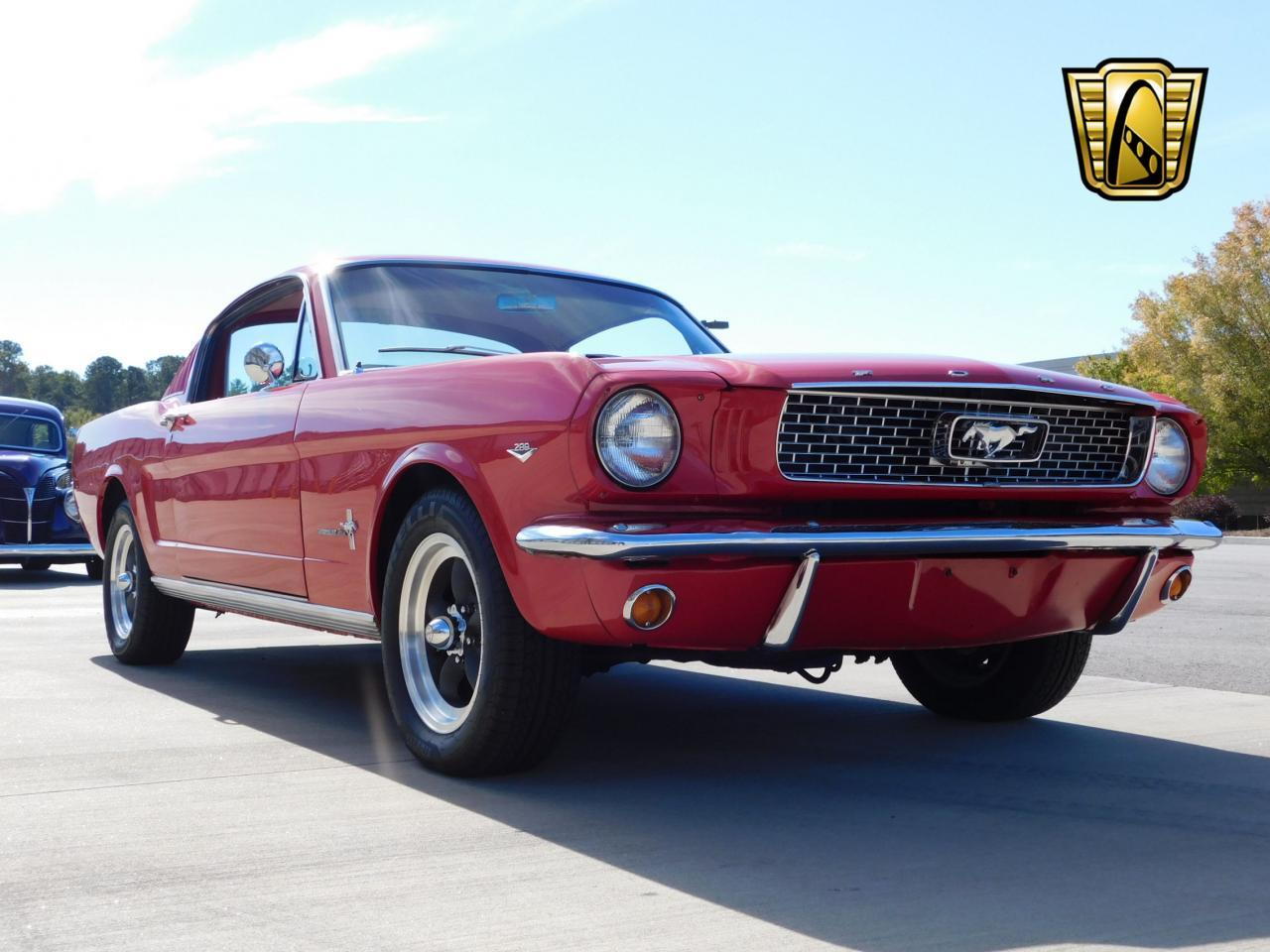 Large Picture of Classic '66 Ford Mustang - M8OT