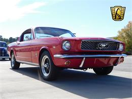 Picture of 1966 Mustang - $46,995.00 Offered by Gateway Classic Cars - Atlanta - M8OT