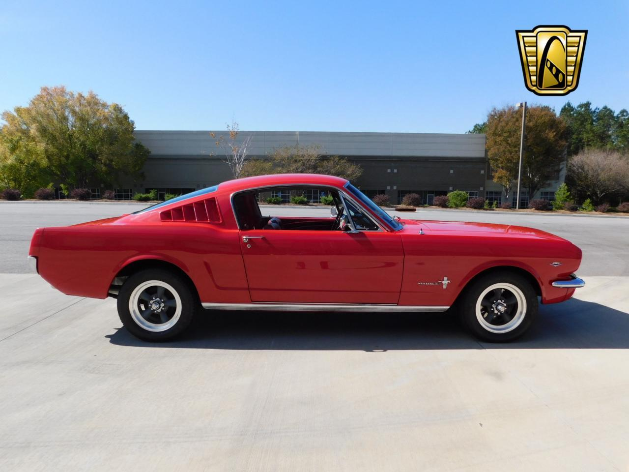 Large Picture of Classic 1966 Ford Mustang Offered by Gateway Classic Cars - Atlanta - M8OT
