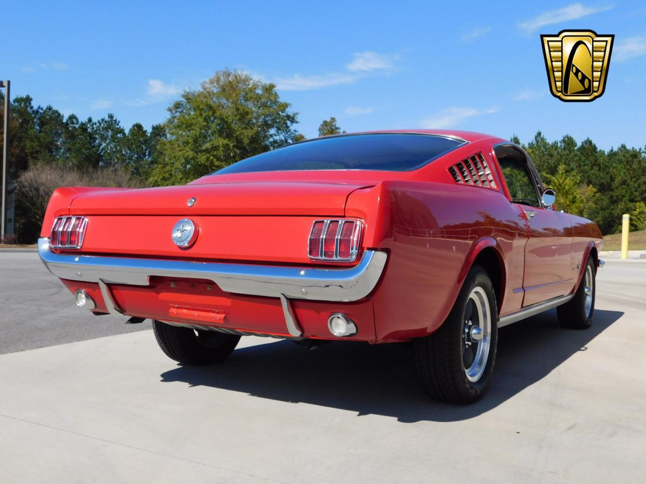 Large Picture of '66 Ford Mustang located in Alpharetta Georgia - $46,995.00 Offered by Gateway Classic Cars - Atlanta - M8OT