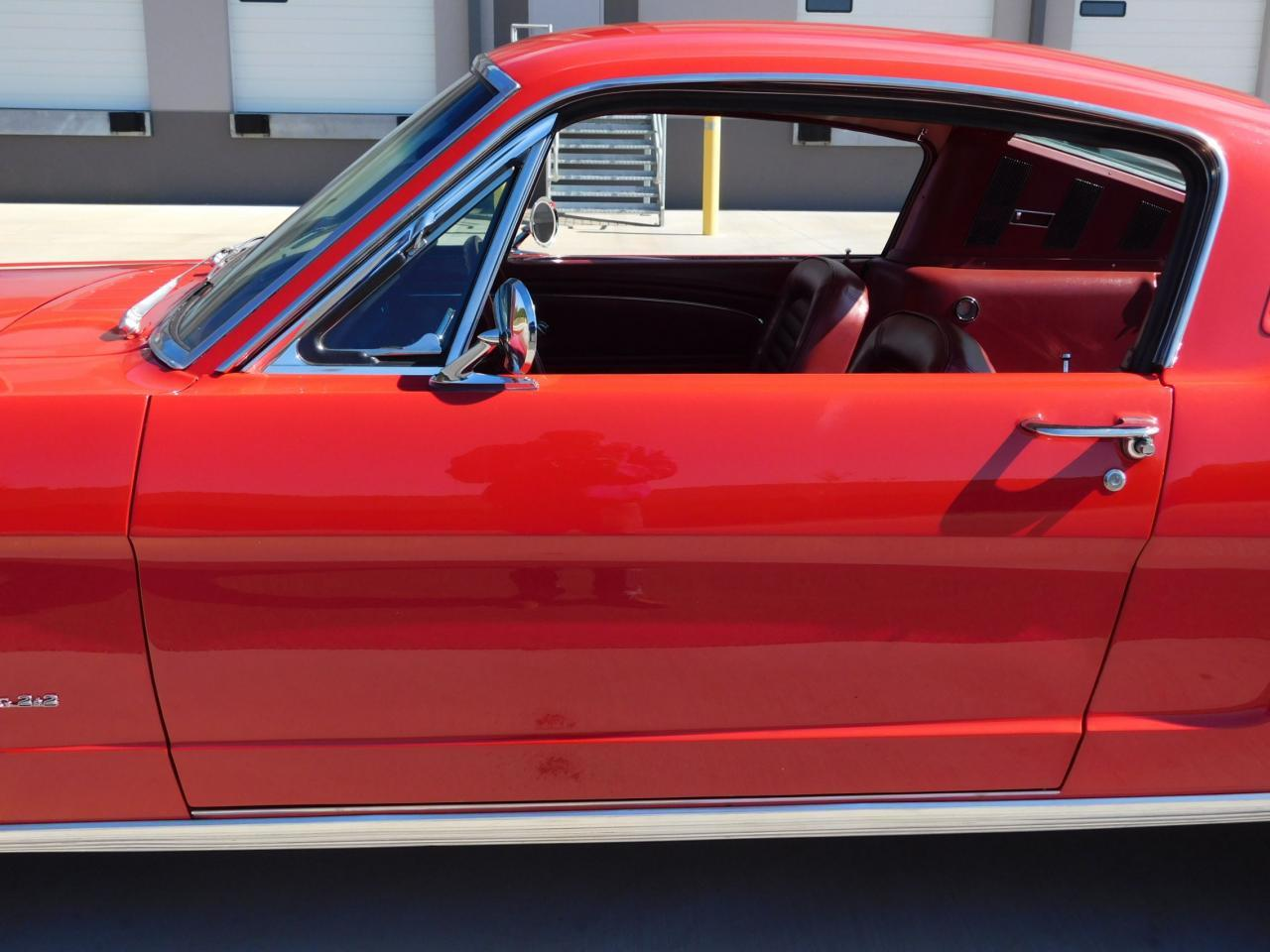 Large Picture of '66 Mustang located in Georgia - $46,995.00 Offered by Gateway Classic Cars - Atlanta - M8OT