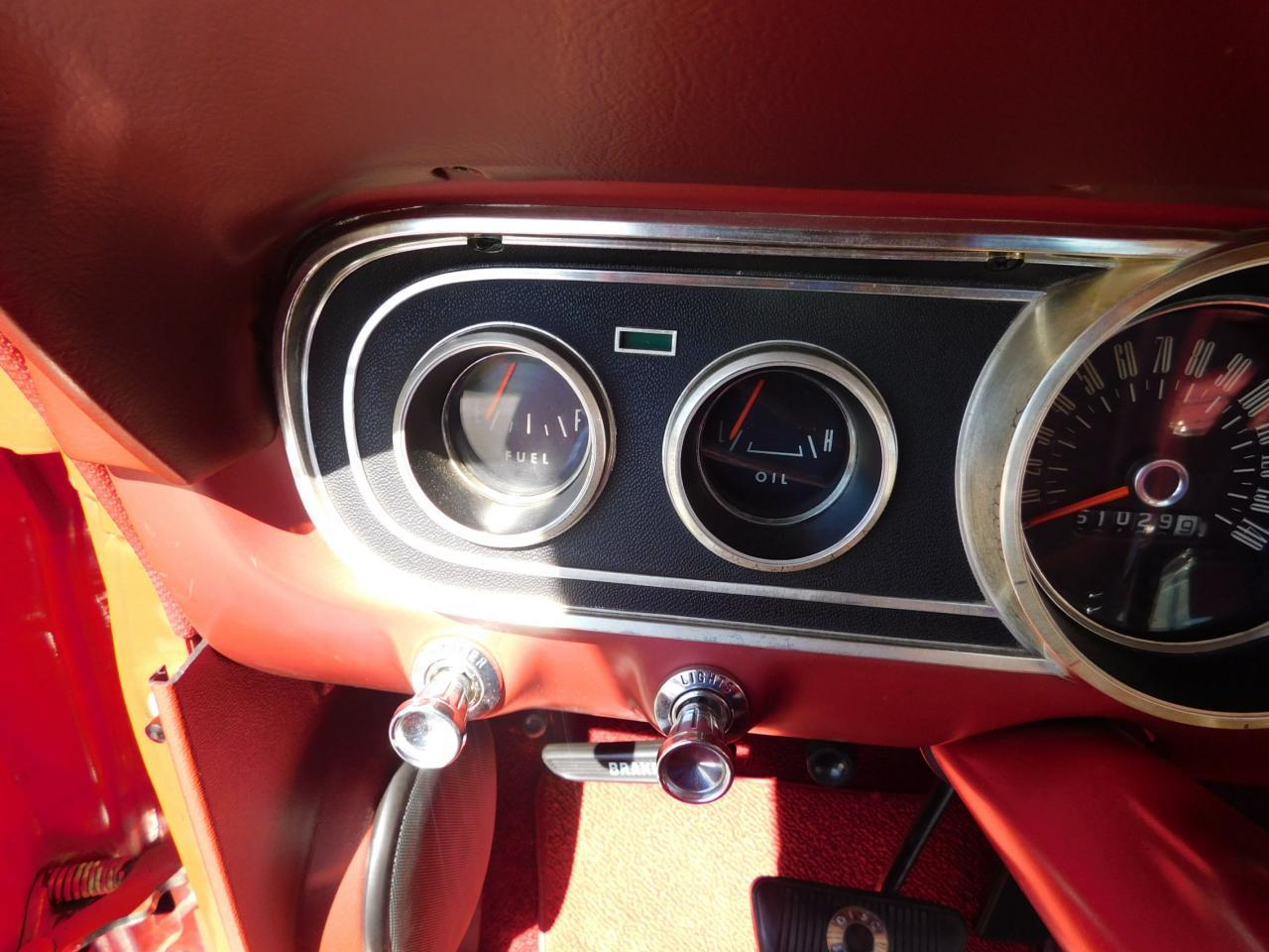 Large Picture of Classic 1966 Ford Mustang located in Georgia - $46,995.00 Offered by Gateway Classic Cars - Atlanta - M8OT