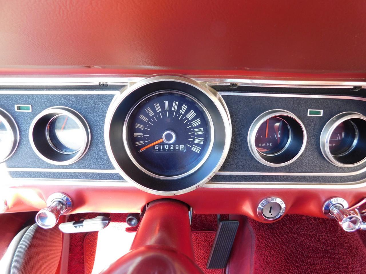 Large Picture of Classic 1966 Mustang - M8OT