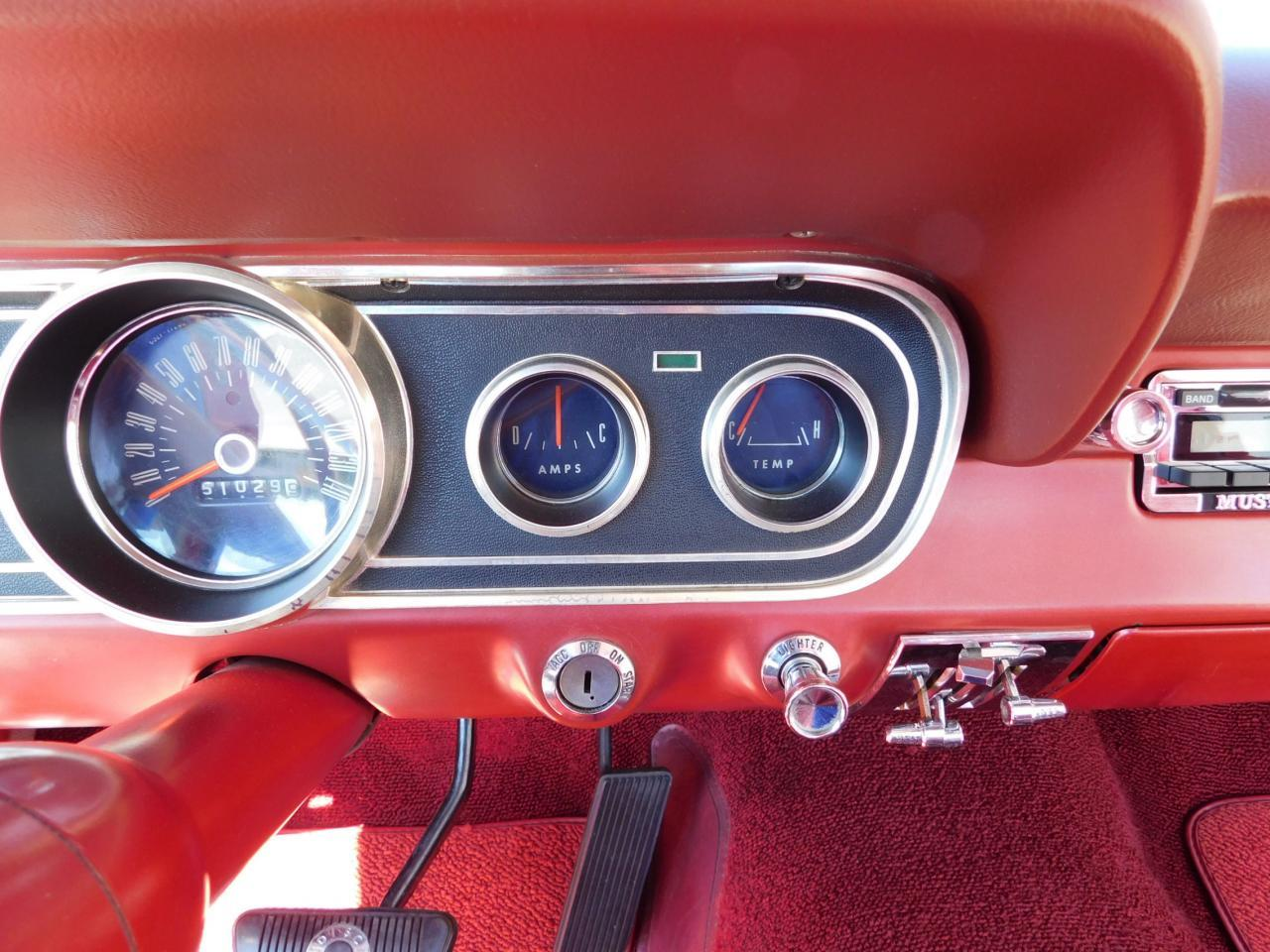 Large Picture of '66 Ford Mustang located in Georgia - $46,995.00 Offered by Gateway Classic Cars - Atlanta - M8OT
