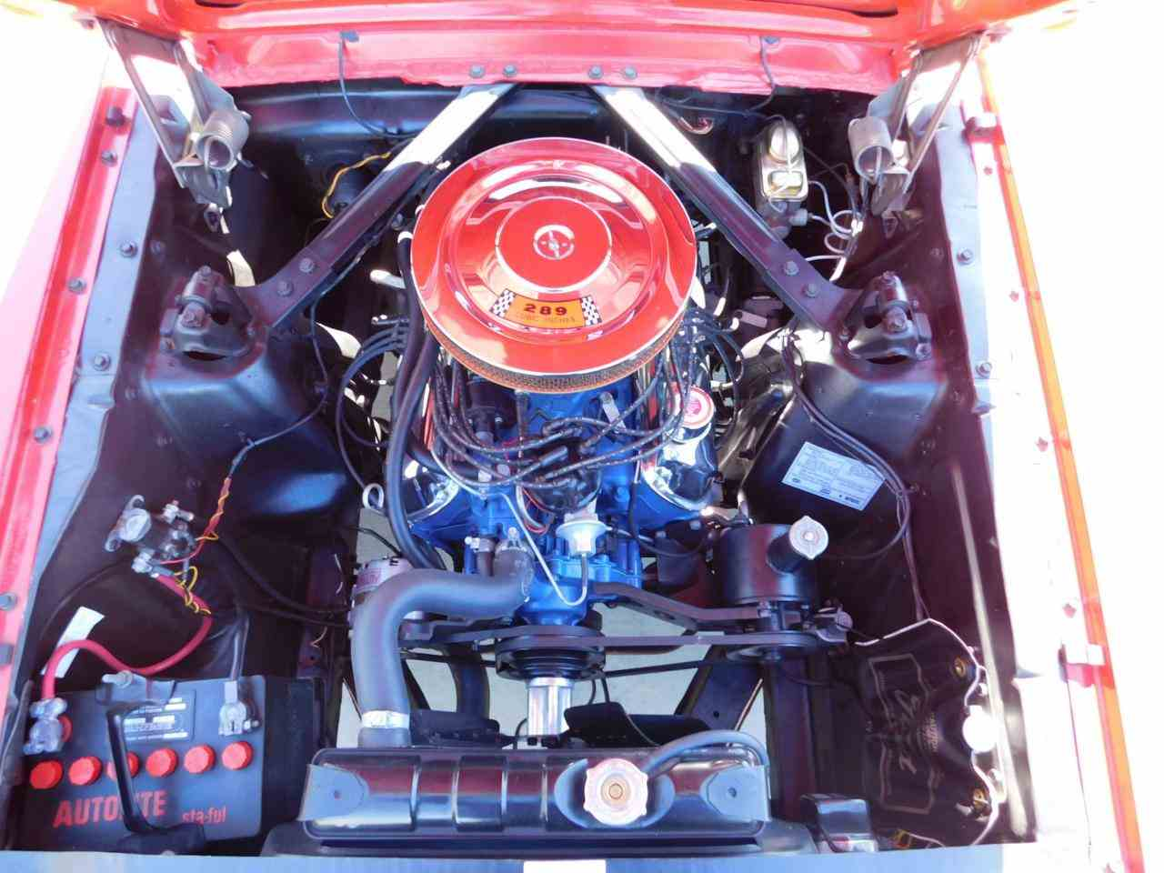 Large Picture of '66 Mustang - M8OT