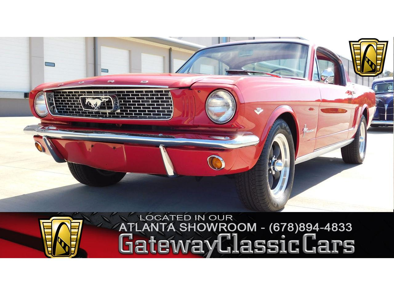 Large Picture of 1966 Mustang located in Georgia - M8OT