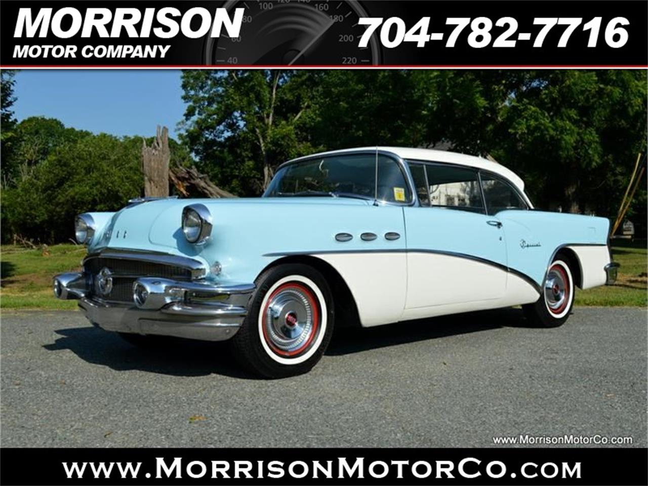 Large Picture of Classic '56 Special Riviera - $22,900.00 Offered by Morrison Motor Company - M8P8