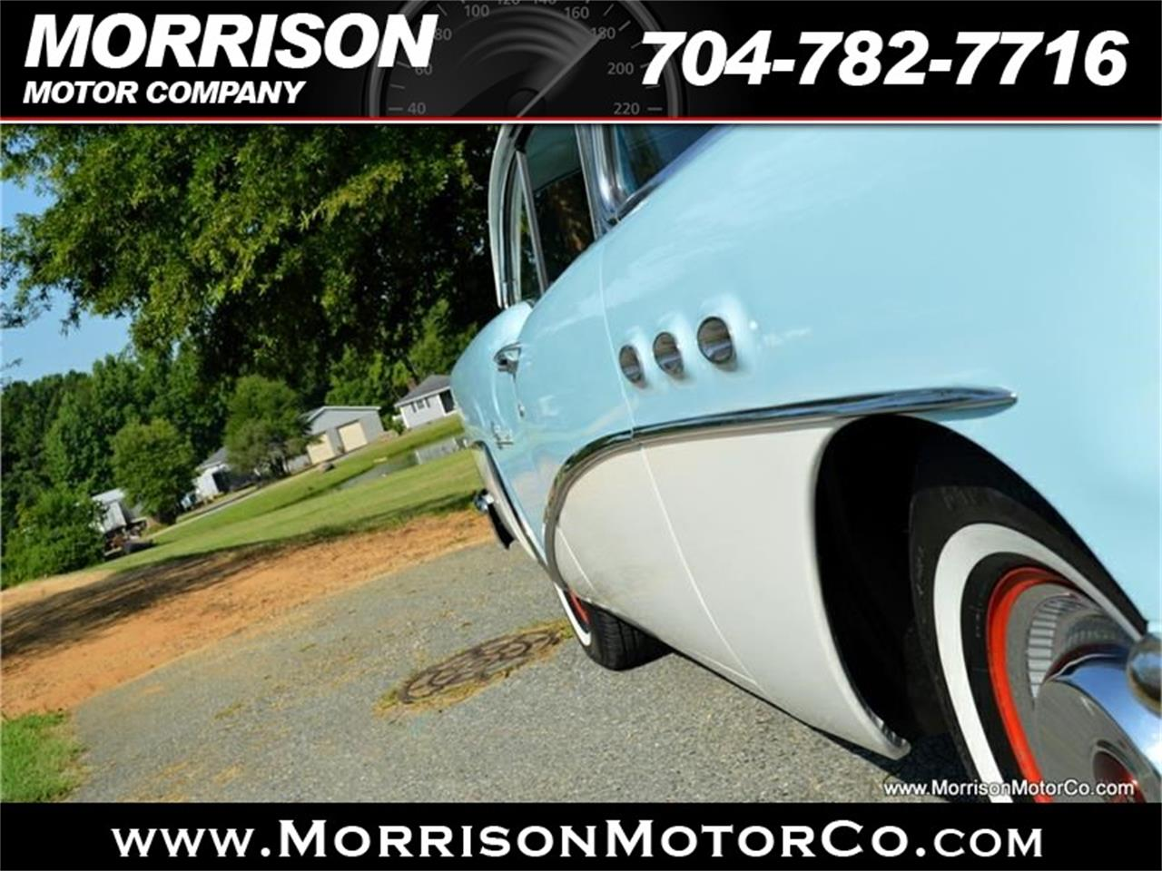 Large Picture of Classic 1956 Special Riviera located in Concord North Carolina - M8P8