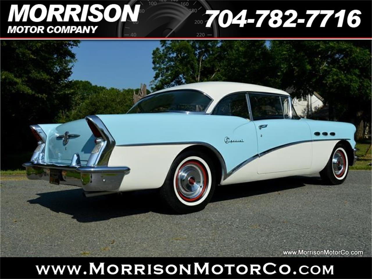 Large Picture of Classic 1956 Buick Special Riviera located in North Carolina - $22,900.00 - M8P8